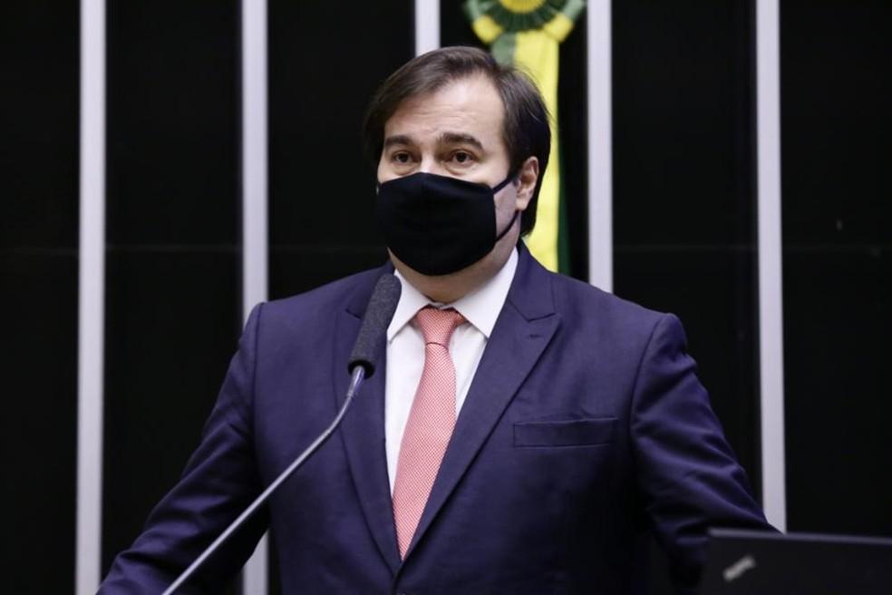 maia - Executiva Nacional do DEM expulsa Rodrigo Maia do partido
