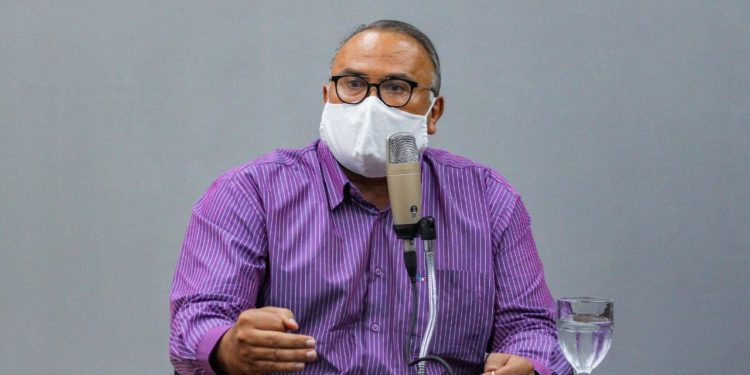 marcilio do hbe - PMJP atende pedido de Marcílio do HBE e confirma reforma no Mercado Público do Bairro dos Estados