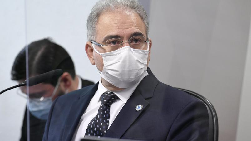 ministro da saude marcelo queiroga presta novo depoimento a cpi da pandemia - CPI da Pandemia vai transformar ministro da Saúde, Marcelo Queiroga, em investigado, diz CNN