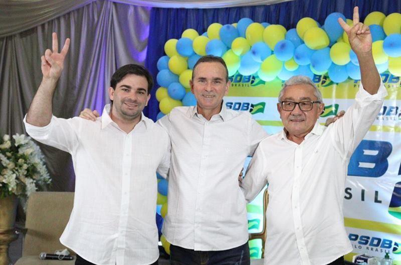 nilson - Prefeito de Conceição confirma encontro com João Azevêdo e pode anunciar adesão ao governo nos próximos dias
