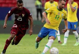 Jogadores venezuelanos que testaram positivo para a Covid-19 foram infectados por variantedo Brasil