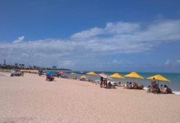 Com bandeira amarela, João Pessoa e Cabedelo devem liberar praia no fim de semana e ampliar horário de bares e restaurantes