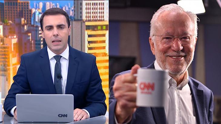Colombo pediu para deixar quadro da CNN após Alexandre Garcia liderar lista sobre fake news