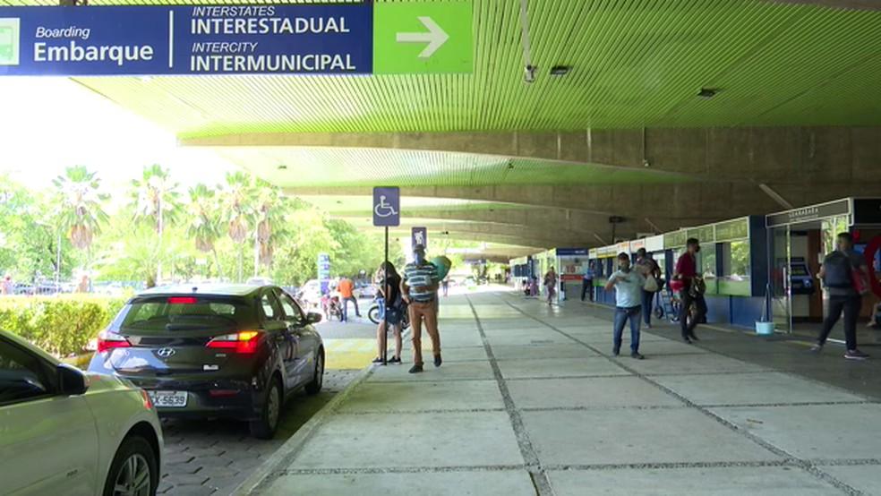 Rodoviária de João Pessoa prevê cerca de 40 mil passageiros no período de São João