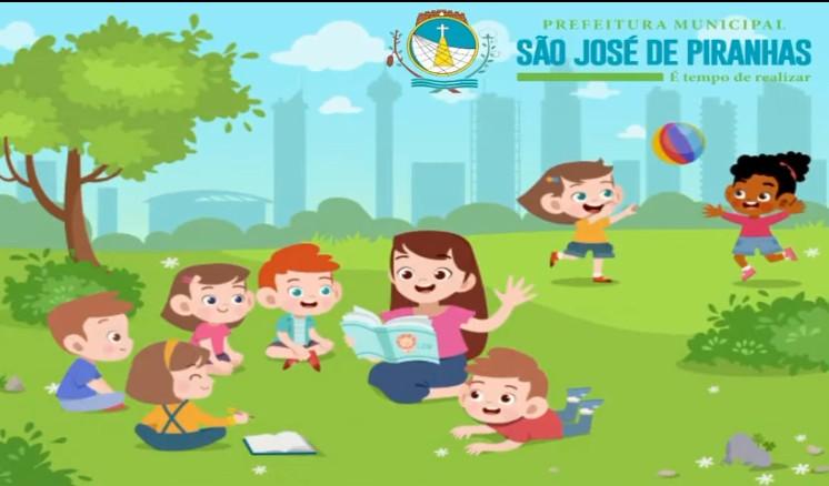 so - Educação de São José de Piranhas lança projeto que incentiva o gosto pela leitura no ambiente familiar, com biblioteca itinerante