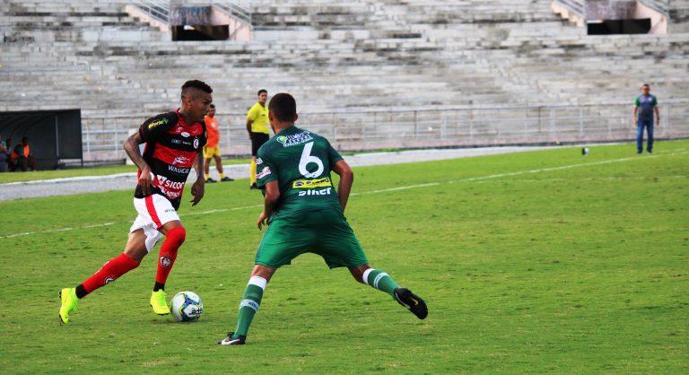 """sousa e campinense - Sousa """"dá o troco"""" no Campinense e vence por 3 a 2"""