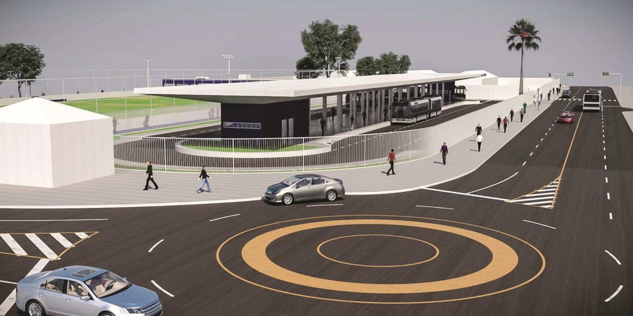 terminal de integracao do Valentina - Justiça suspende licitação das obras do Terminal de Integração do Valentina