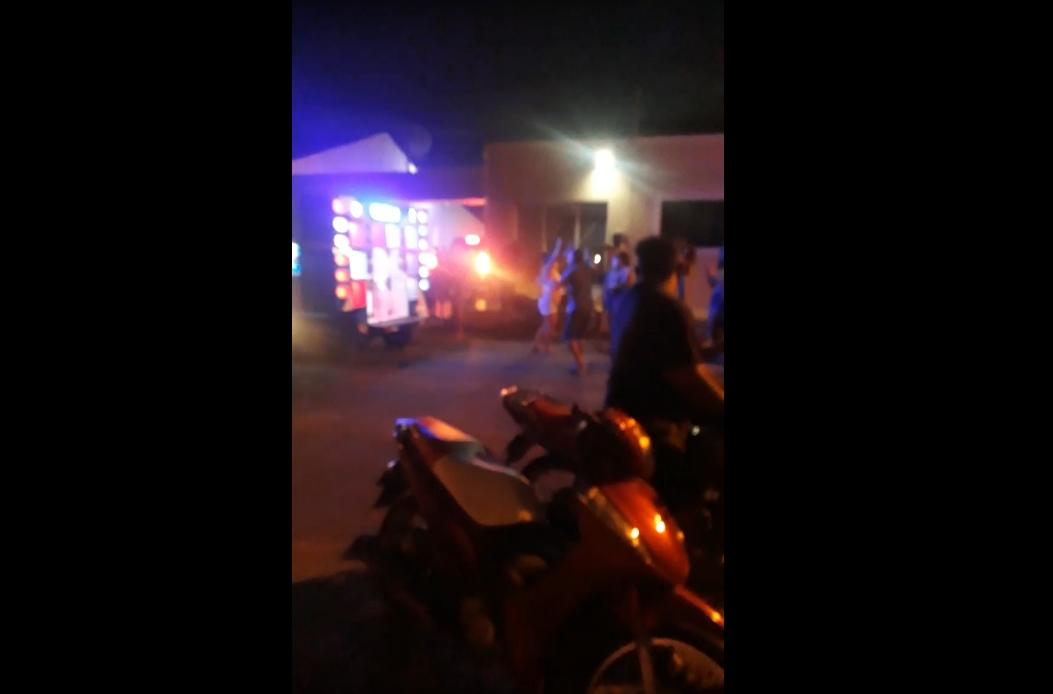 uirauna - Prefeita do Sertão da PB convoca paredão, queima de fogos e 'motociata' mesmo com cidade em bandeira vermelha - VEJA VÍDEO