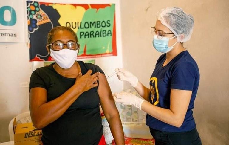 vacinacao pb - COVID-19: PB já vacinou mais de 1 milhão de pessoas e é o primeiro do Nordeste na segunda dose