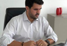 Wilson Filho garante apoio a projeto que regulamenta a Polícia Penal da Paraíba: 'Podem contar com meu voto na ALPB'