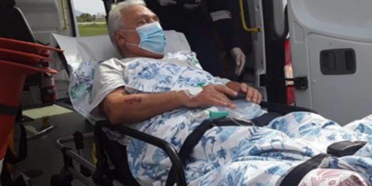 zealdemir 750x375 1 - Internado para se tratar da Covid-19, prefeito de Cajazeiras apresenta febre, é tratado com medicação endovenosa, mas respira sem a ajuda de aparelhos