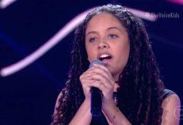 PARAÍBA EM DESTAQUE: Camilla Souto encanta Carlinhos Brown e é a sétima criança do estado a entrar para o The Voice Kids