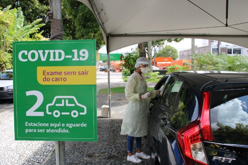 1624473181795 ojVaQeTZ - Unimed João Pessoa oferece serviço de drive-thru para teste de covid