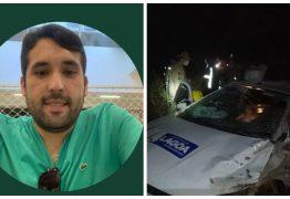 Empresário Tadeu Panta é acusado de provocar acidente que resultou em morte na BR 230, nessa terça-feira