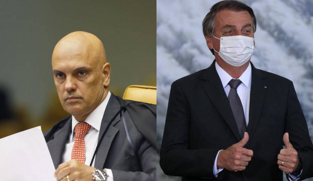 1626255366953073 - ATOS ANTIDEMOCRÁTICOS: Alexandre Moraes compartilha provas e fortalece ações do TSE que podem levar à cassação de Bolsonaro