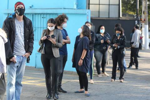 162627268160eef3a9d21c8 1626272681 3x2 sm - PESQUISA DATAFOLHA: Pela primeira vez, maioria acha que pandemia está controlada no Brasil