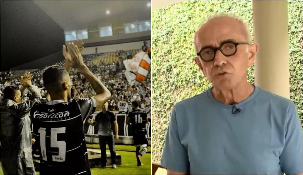 162643675736906 - 20% DA CAPACIDADE: Cícero Lucena planeja liberação de público nos estádios a partir do dia 30 de julho