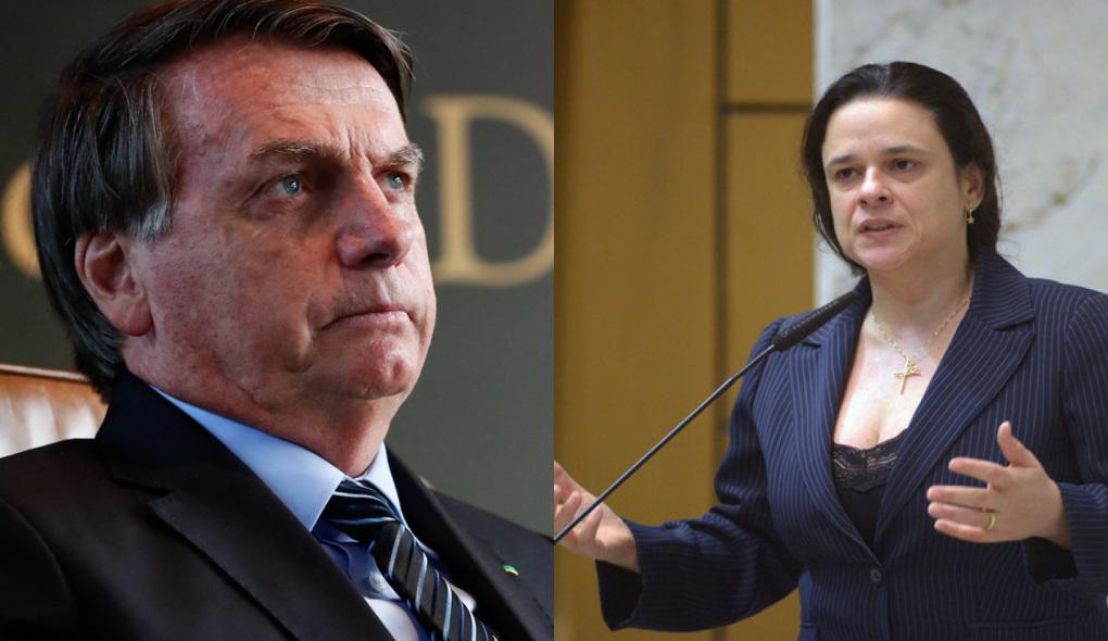 """1626773952757450 - """"SEM CORRUPÇÃO"""": Não há elementos jurídicos para impeachment de Jair Bolsonaro, diz Janaína Paschoal"""