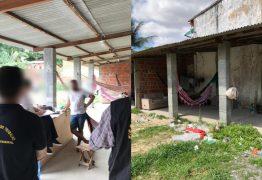 IRREGULARIDADES: Onze paraibanos são resgatados em situação de trabalho escravo em Fortaleza