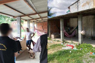 162704591860297 360x240 - IRREGULARIDADES: Onze paraibanos são resgatados em situação de trabalho escravo em Fortaleza