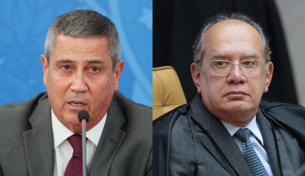 1627414059176178 - 'RECADO' PARA ARTHUR LIRA: Gilmar Mendes manda PGR se manifestar sobre pedidos para investigar ministro Braga Netto