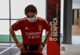 Jogador do Benfica xinga Jorge Jesus e é afastado do elenco; ouça