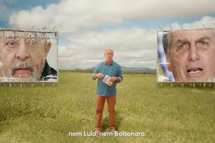 1 ciro gomes 2 1200x720 16382016 - TERCEIRA VIA: Ciro Gomes se lança como candidato 'nem Lula, nem Bolsonaro' - VEJA VÍDEO