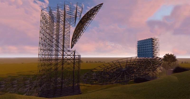 20190412 00 Design Bingo - Após Paraíba ser escolhida para abrigar radiotelescópio, pesquisadores realizam evento on-line para lançar o projeto Bingo; entenda