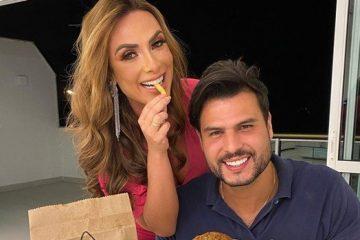 Acaba o casamento de Nicole Bahls e Marcelo Bimbi