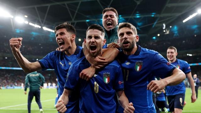 2021 07 06t214320z 1245335023 up1eh761oc539 rtrmadp 3 soccer euro ita esp report - Itália vence Espanha nos pênaltis e vai para a final da Eurocopa