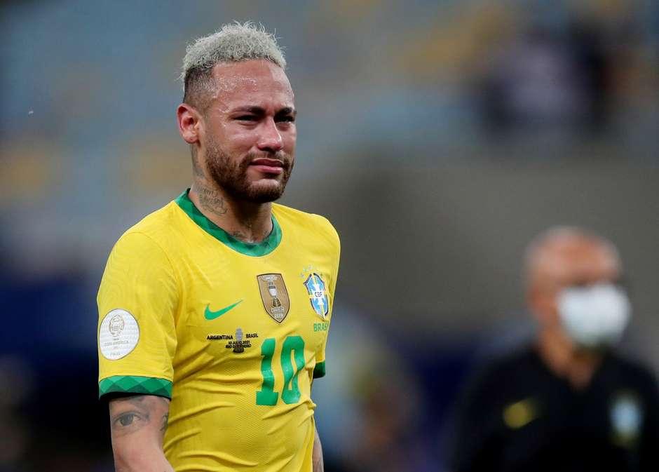 2021 07 11t031618z 179191176 up1eh7b05o6dl rtrmadp 3 soccer copa bra arg report - NÃO DEU! Neymar cancela festinha em mansão após final da Copa América