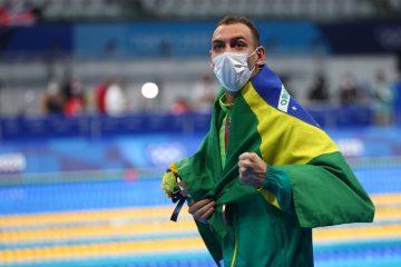 Com cinco medalhas, Brasil tem o melhor início da história nas Olimpíadas