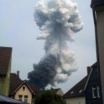 2021 07 27t102641z 1849501307 rc2xso9n80mj rtrmadp 3 germany blast 150x150 - Explosão em estação na Alemanha deixa 1 morto e mais de 10 feridos