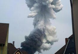 Explosão em estação na Alemanha deixa 1 morto e mais de 10 feridos