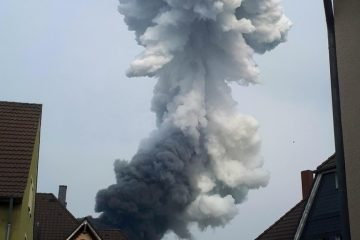 2021 07 27t102641z 1849501307 rc2xso9n80mj rtrmadp 3 germany blast 360x240 - Explosão em estação na Alemanha deixa 1 morto e mais de 10 feridos