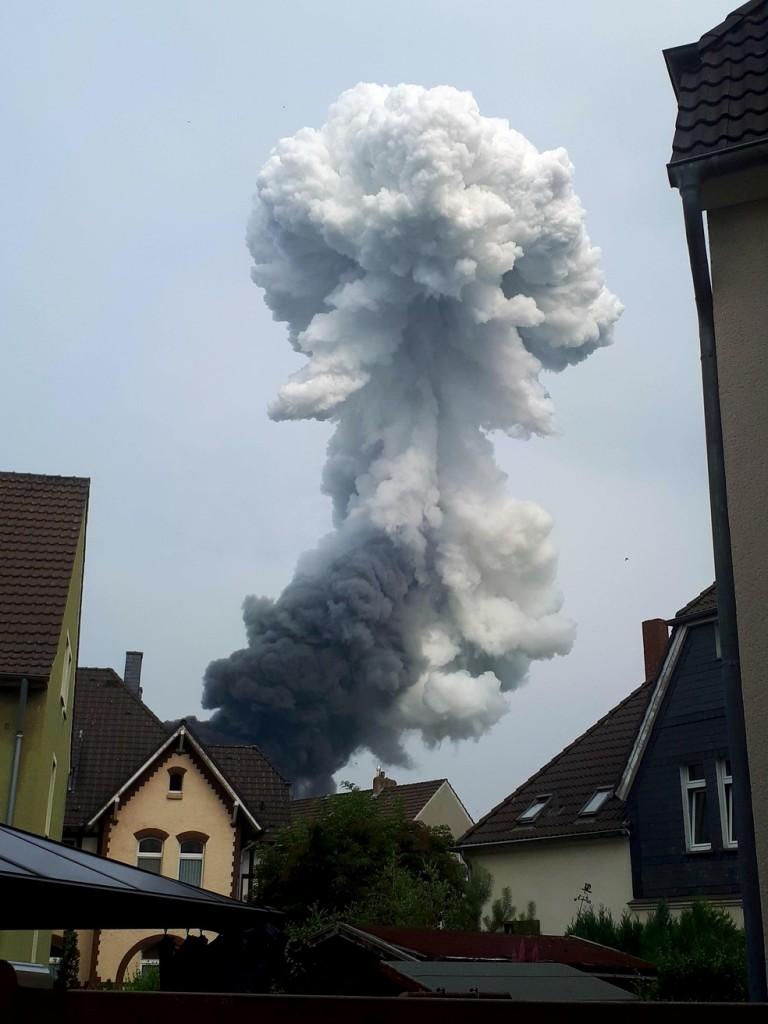 2021 07 27t102641z 1849501307 rc2xso9n80mj rtrmadp 3 germany blast - Explosão em estação na Alemanha deixa 1 morto e mais de 10 feridos