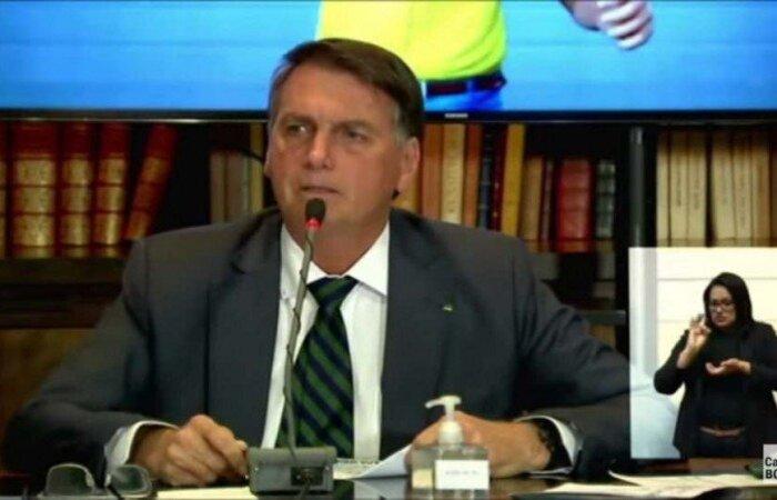20210731154753789796a - 11 partidos vão ao TSE e pedem que Bolsonaro explique ataques contra a urna eletrônica