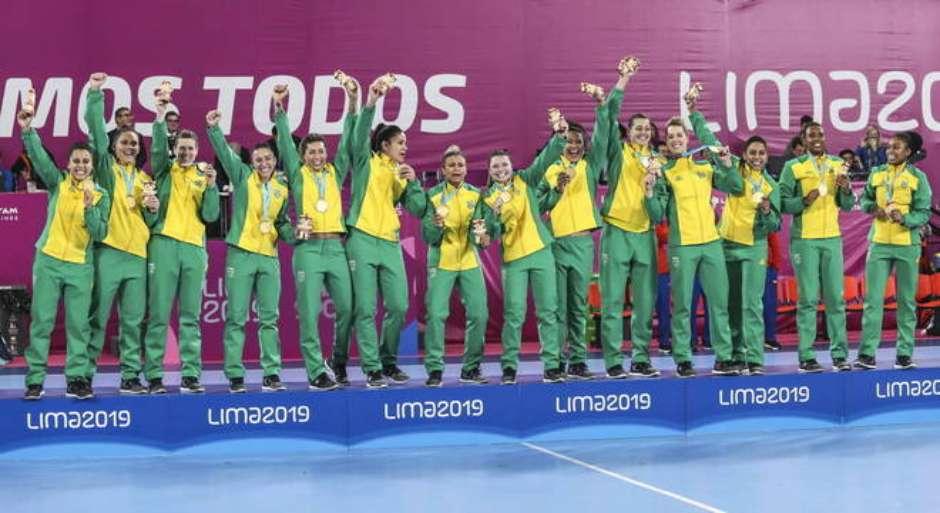 305535841 handebol 31072019014503860 1 - Seleção Brasileira feminina de handebol estreia em Tóquio neste sábado