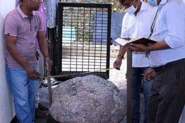Homem encontra 'pedra' de R$ 518 milhões no quintal