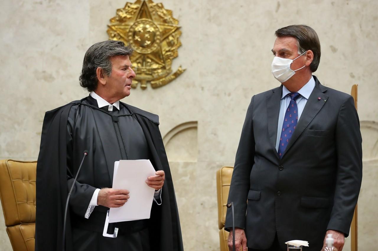 50327449503 90780c36cc o - CRISE INSTITUCIONAL: Jair Bolsonaro se encontra com presidente do STF, Luiz Fux