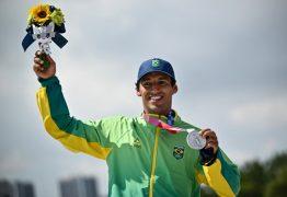 Não é só Medina: medalhista no skate, Kelvin se irritou por veto à esposa nas Olimpíadas e brigou com confederação