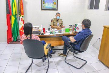 Eduardo solicita que Acadepol seja liberada para treinamento de guardas municipais