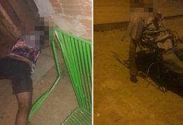 CRIME BRUTAL: Pai e filho são executados a tiros no Sertão da Paraíba