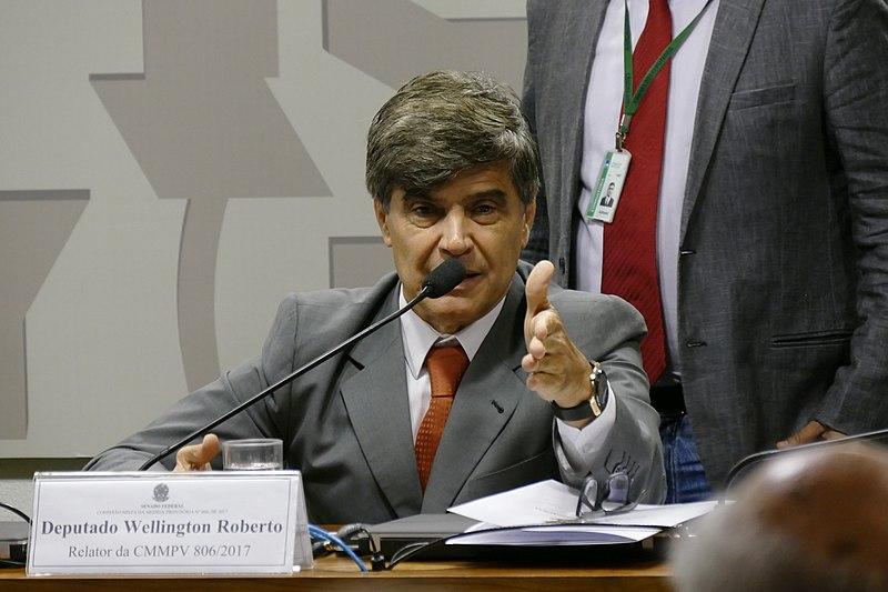 800px CMMPV   Comissoes Mistas Medidas Provisorias 40635253102 - Wellington Roberto diz que Aguinaldo usa os holofotes da reforma para tirar proveito e afirma que Bruno Roberto será candidato ao senado em 2022