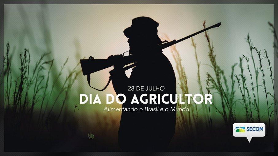 """8igx1b9cc4o7w23c056xmh13v - Governo Federal divulga imagem de homem armado em """"homenagem"""" ao Dia do Agricultor"""