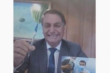 'PERGUNTEM TUDO O QUE QUISEREM': Jair Bolsonaro por trás das câmeras e os bastidores da entrevista ao Sistema Arapuan – por Felipe Nunes