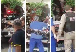 ASSALTO FRUSTRADO: Homens são mortos em confronto com a polícia na cidade de Patos – VEJA VÍDEO