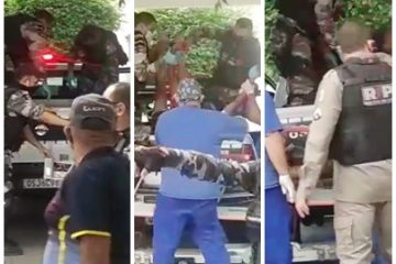 Bandiso mortos ed 360x240 - ASSALTO FRUSTRADO: Homens são mortos em confronto com a polícia na cidade de Patos - VEJA VÍDEO