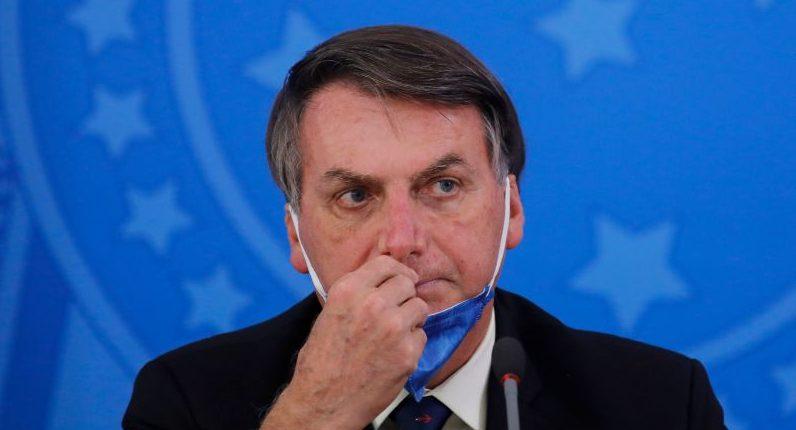 BolsonaroVirus e1626226695232 - DESMATAMENTO DA AMAZÔNIA: Presidente da ABAG diz que Brasil tem a pior imagem da história no mundo