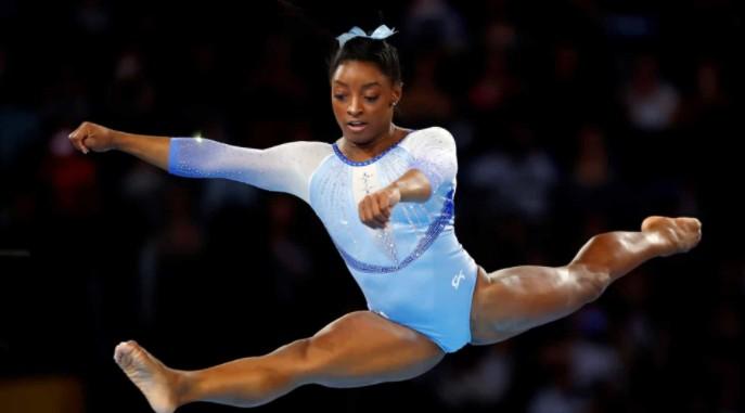 Captura de tela 2021 07 20 093901 - Favorita nos Jogos de Tóquio, Simone Biles diz que busca vencer a si mesma